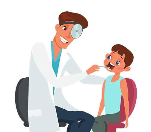 Specialist Paediatric Dentist